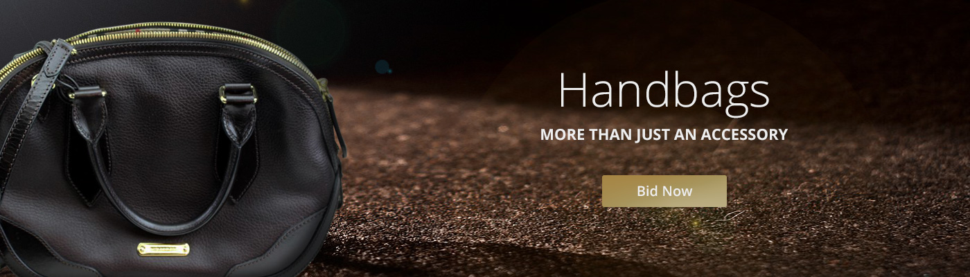 Handbag Auctions - Coach, Yves Saint Laurent, Gucci, Chanel, & More
