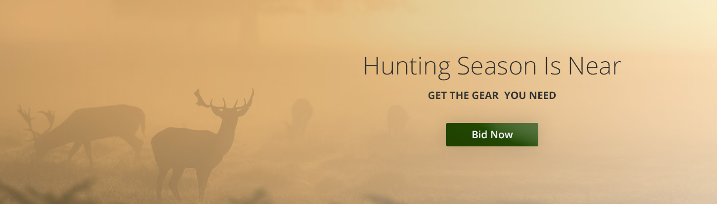 Hunting and Equipment Auctions