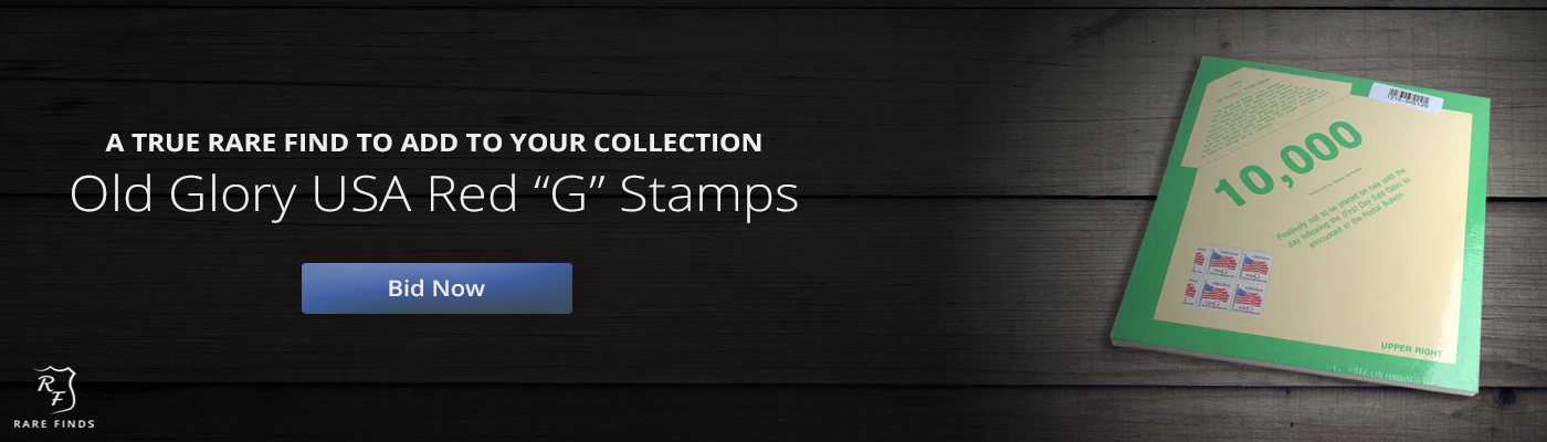 Rare Find Stamp auctions