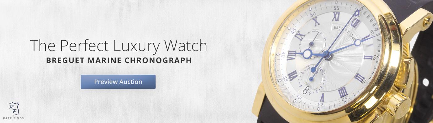 Rare Finds Breguet Watch- VIP Jewelry