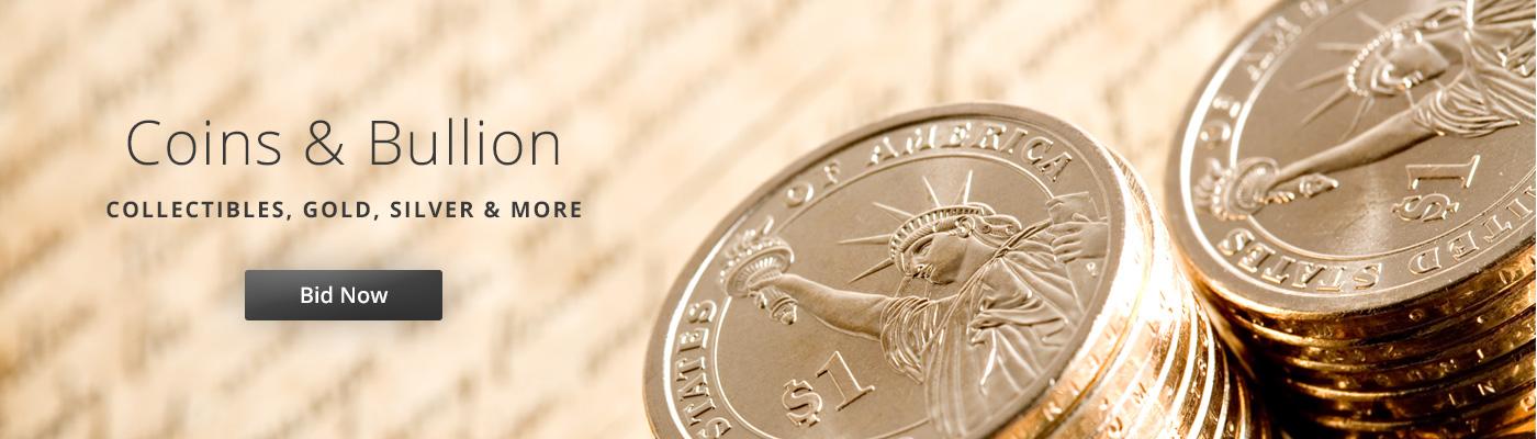 Coin - Bullion Auctions