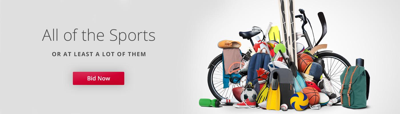 Sport and Equipment Aucions