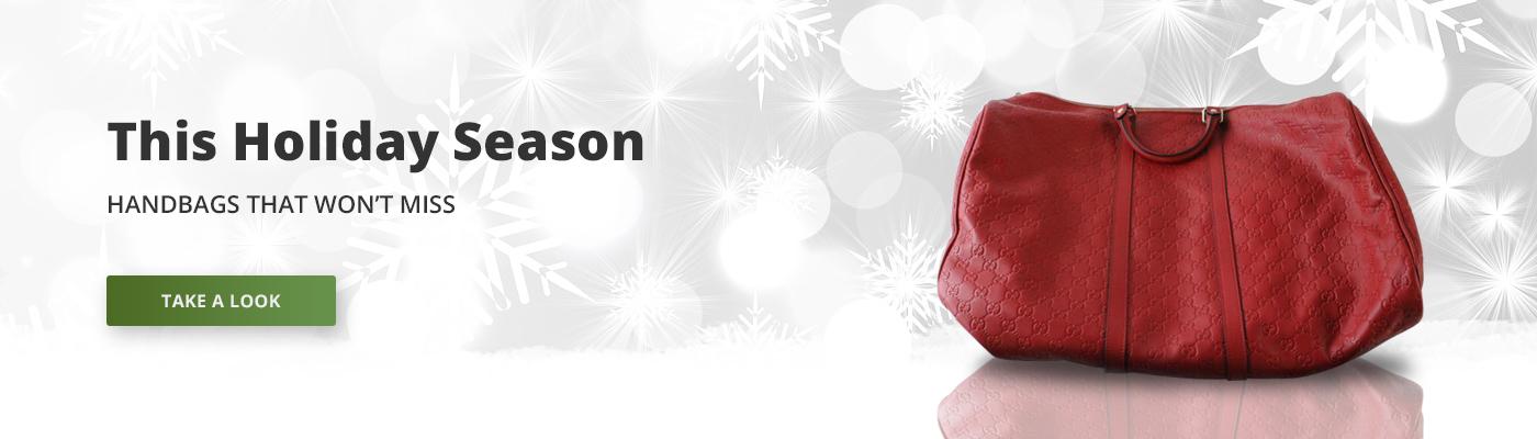Holiday Handbag Auctions - Bid Now