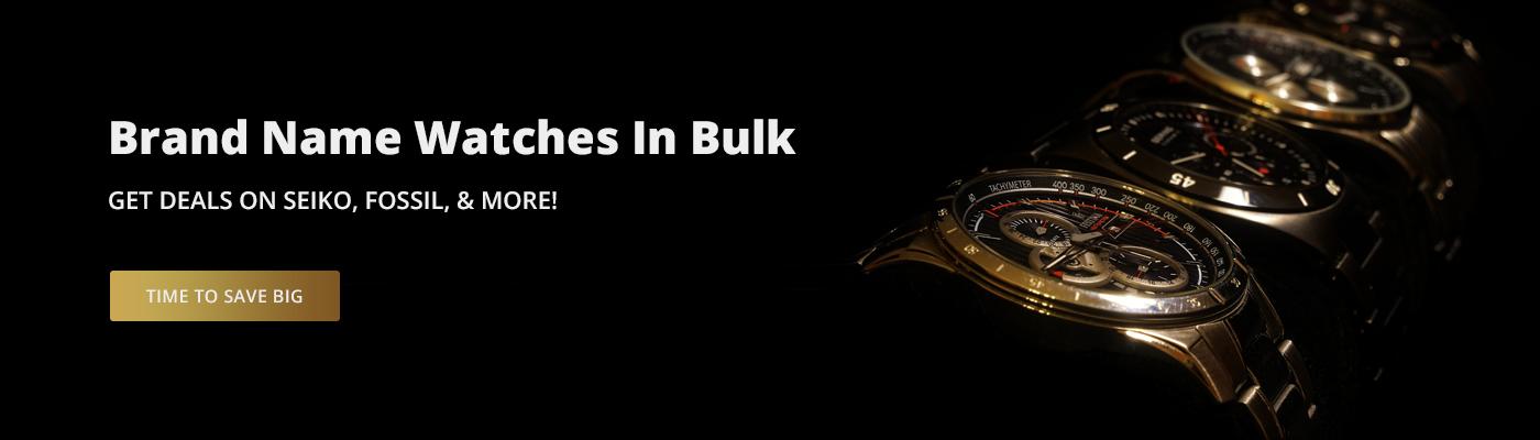 Bulk Lots - Watch Auctions