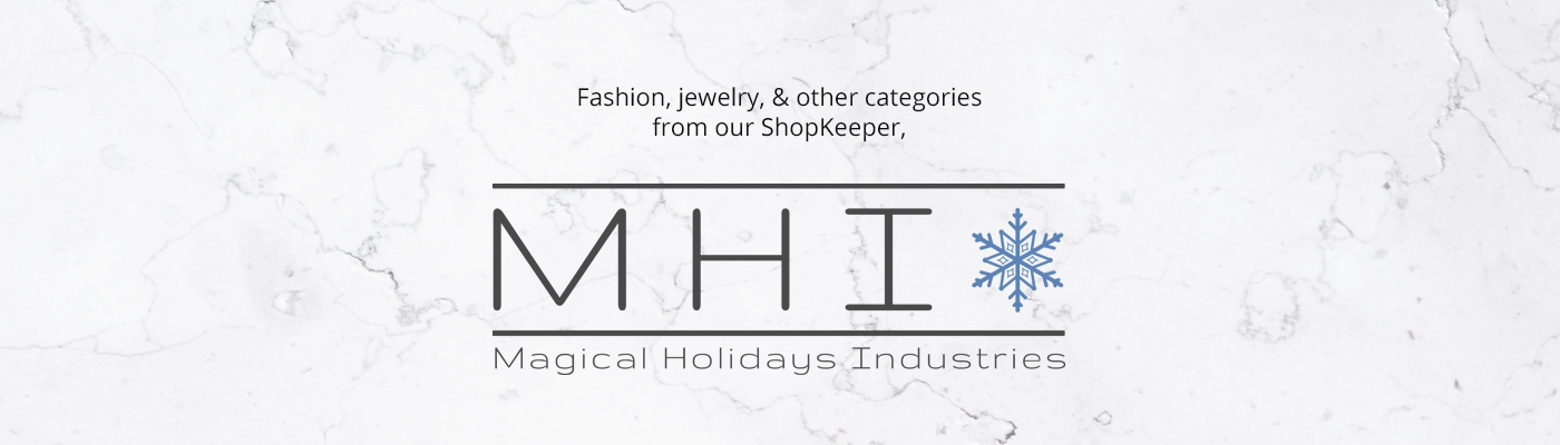 Fashion, Jewelry, and Other Categories From Our ShopKeeper - MHI