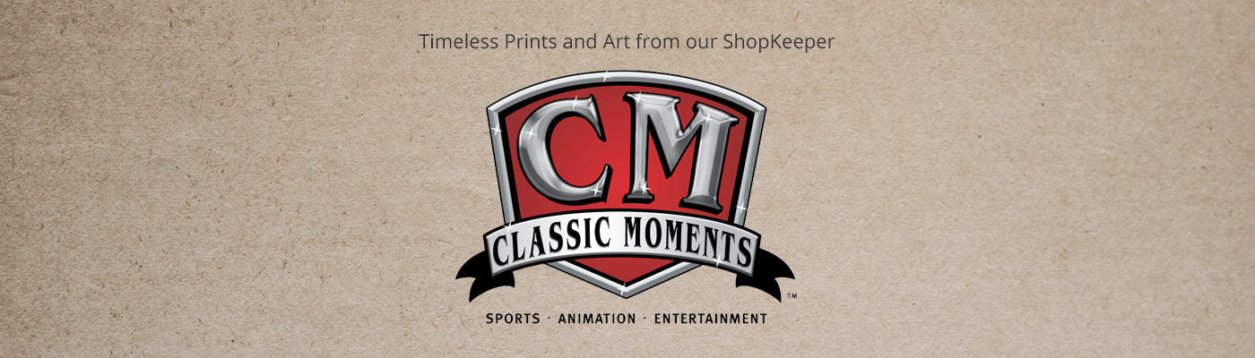 Timeless Prints and Art from our ShopKeeper - Classic Moments