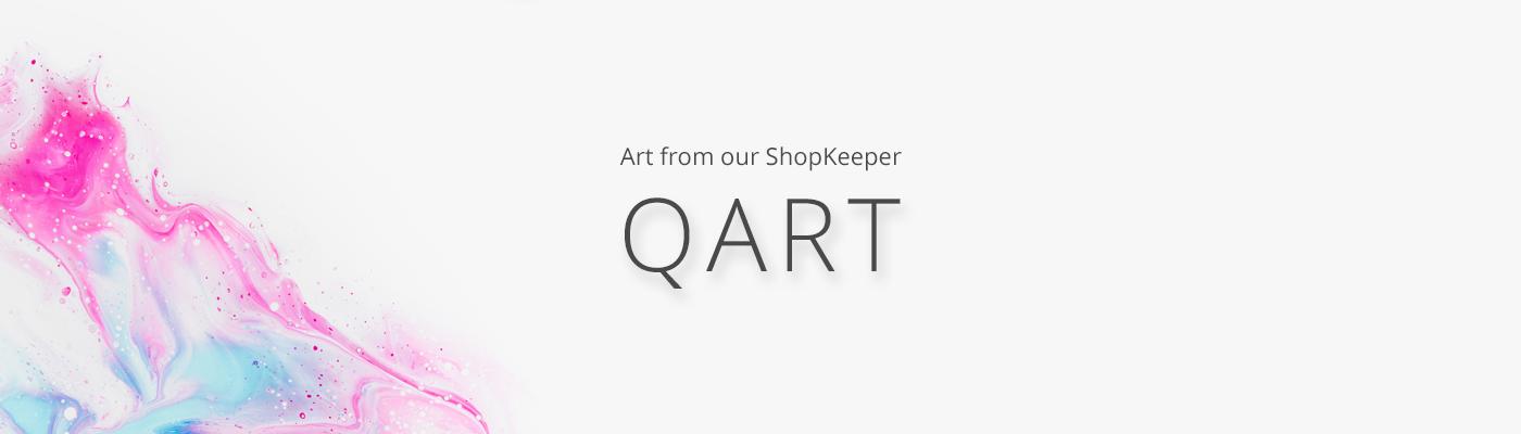 Art from our ShopKeeper QART