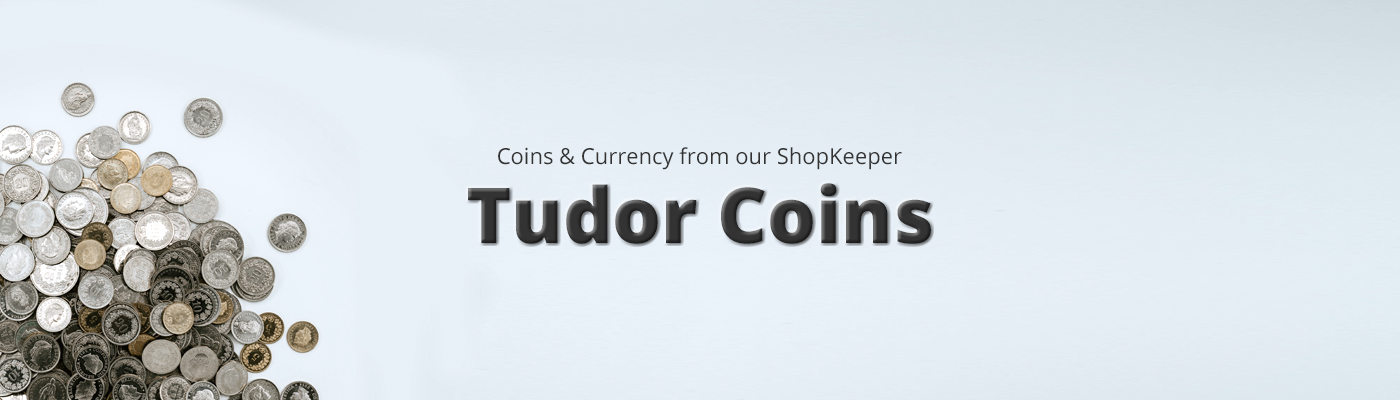 Coins and Currency from our ShopKeeper - Tudor Coins