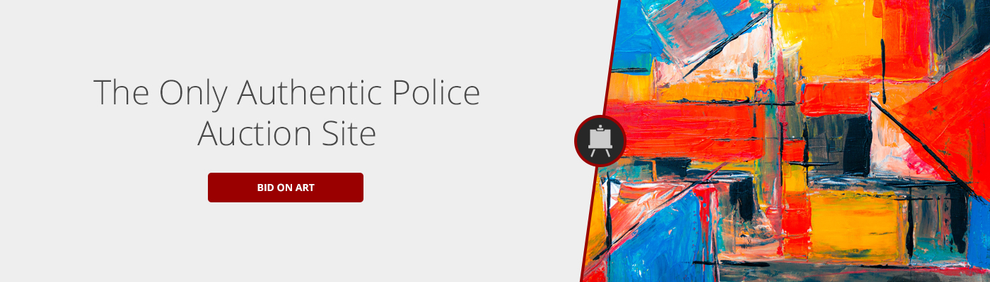 Police Auctions - Art