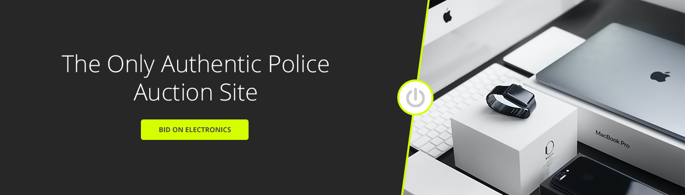 Police Auctions - Electronics