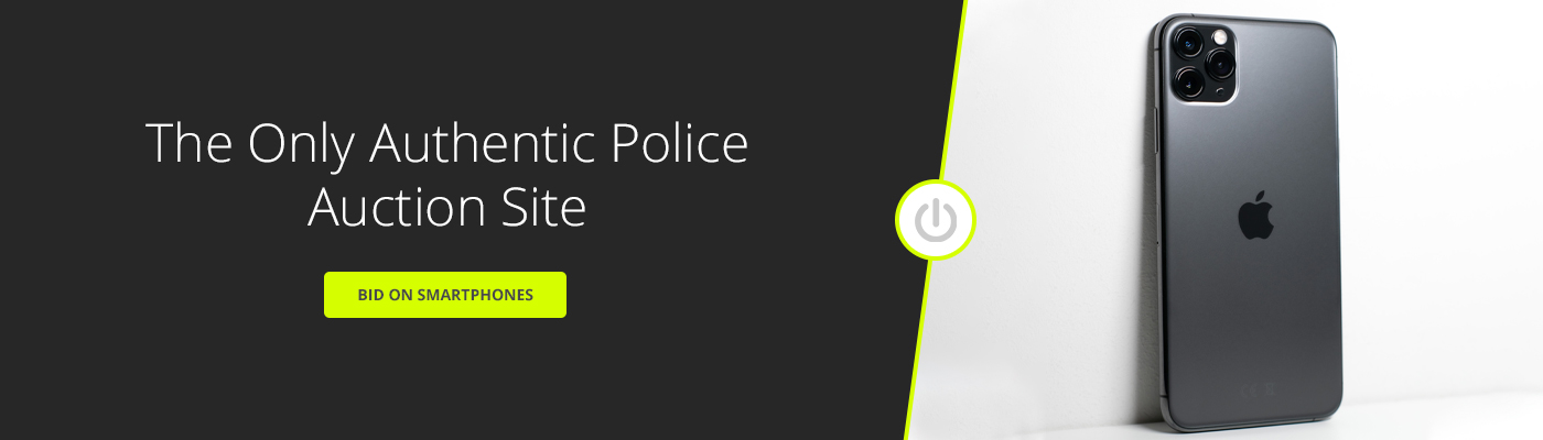 Police Auctions - Smartphones
