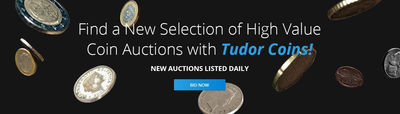Tudor Coins Auctions