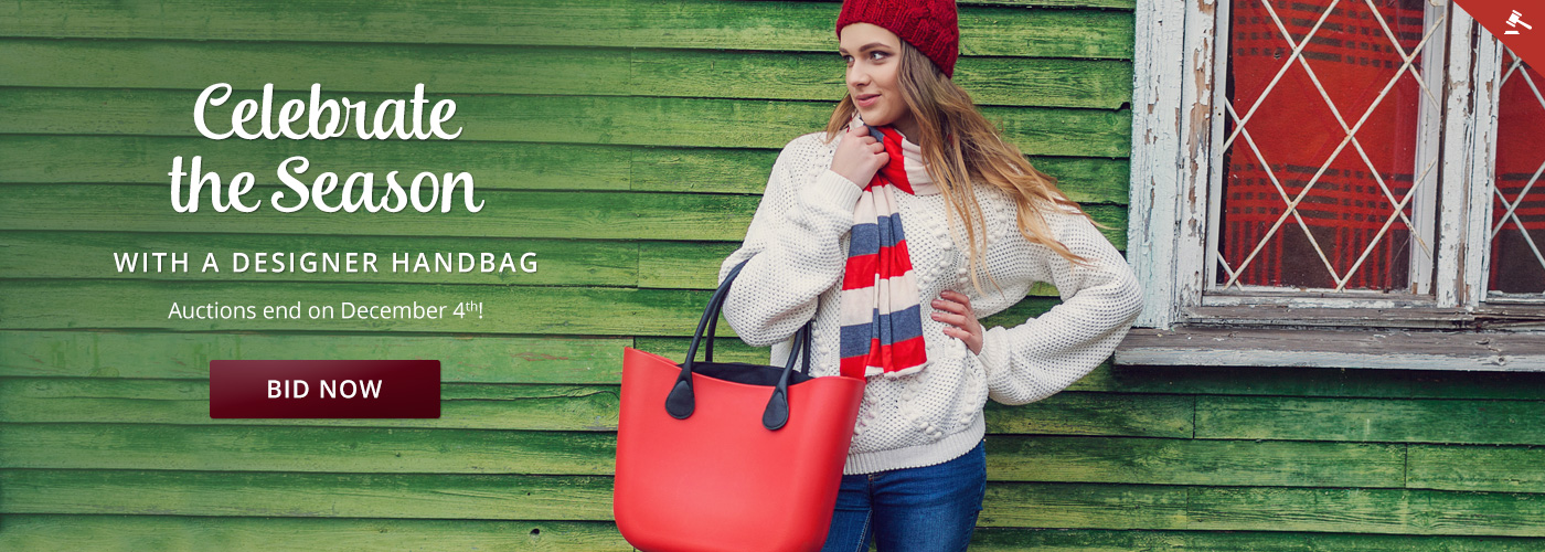 Designer Handbag Online Auctions