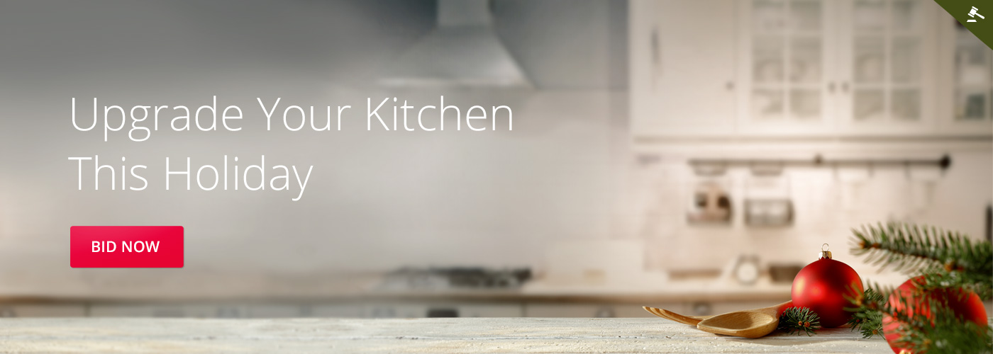 Bid on Home Appliances - Fridge, Stove, Microwave