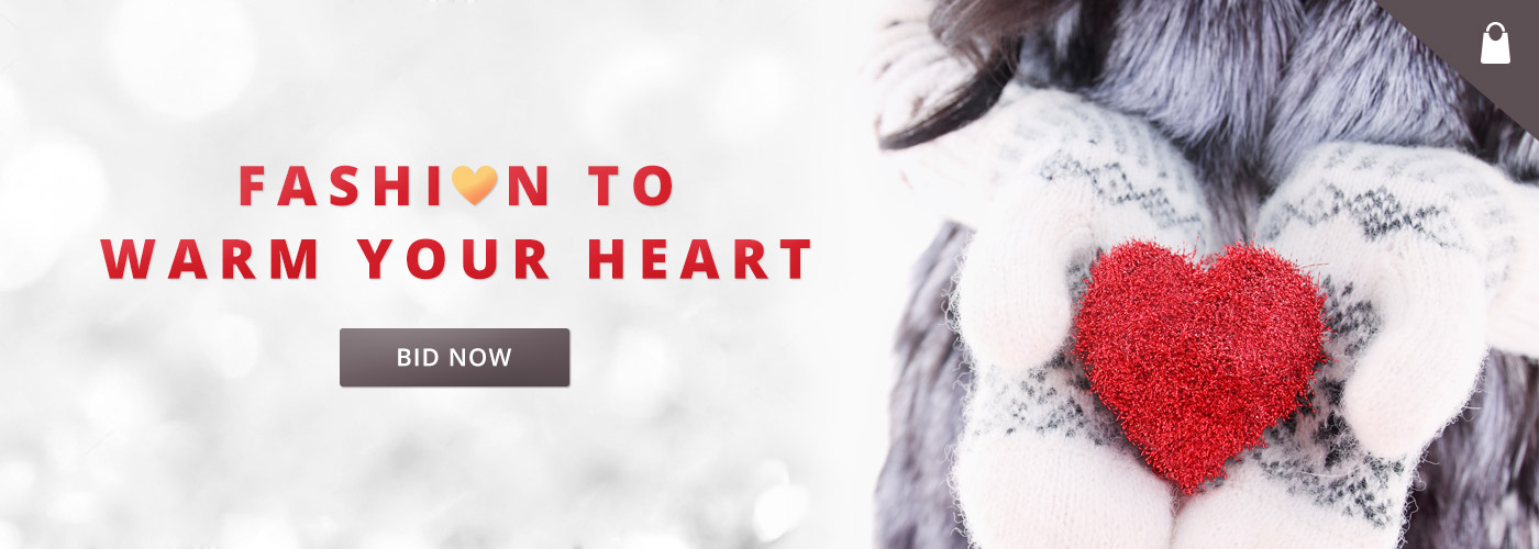 Share The Joy Event: Online Fashion Auctions