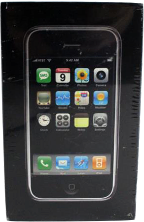 Apple IPhone, 8GB, For AT&T, New In Box