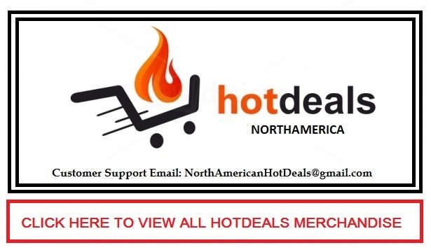 See more Hot Deals North America listings
