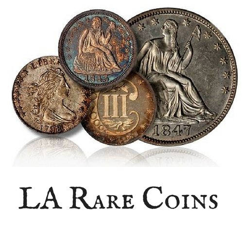 See more LA Rare Coins listings
