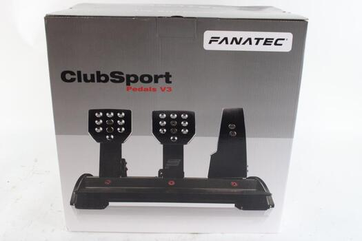 Fanatec Club Sport Pedals V3 For Pc And Xbox