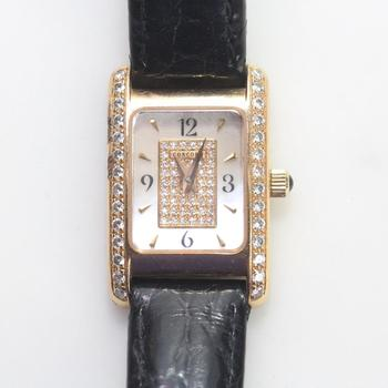 0.28ct TW 18k Gold Concord Delirium Watch - Evaluated By Independent Specialist