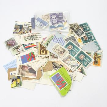 100+ Piece Stamp Collection