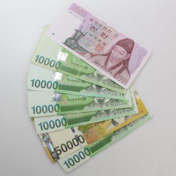 101,000 Korean Won