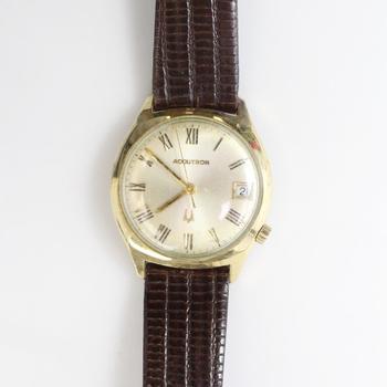 10k GF Accutron Bulova Watch