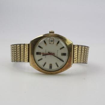 10K GF Hamilton Automatic Watch
