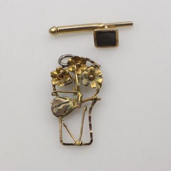 10k GF Jewelry, 2 Pieces
