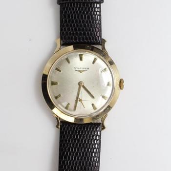 10k GF Longines Watch