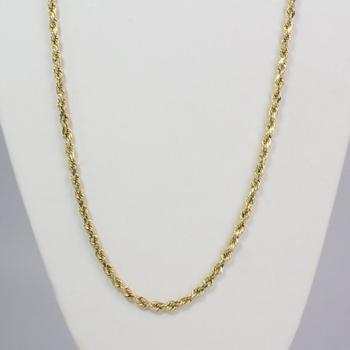 10k Gold 10.54g Necklace