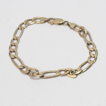 10k Gold 12.78g Bracelet
