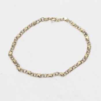 10k Gold 1.62g Bracelet