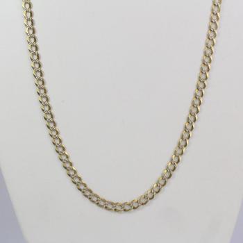 10k Gold 18.02g Necklace
