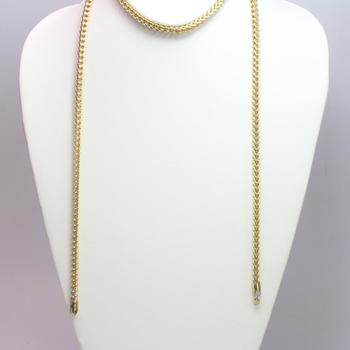 10k Gold 35.03g Necklace