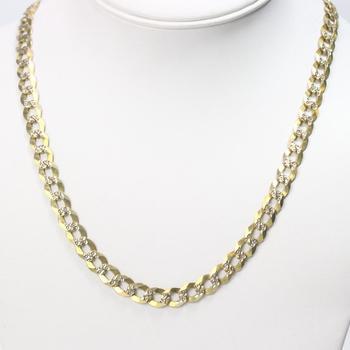 10k Gold 39.20g Necklace