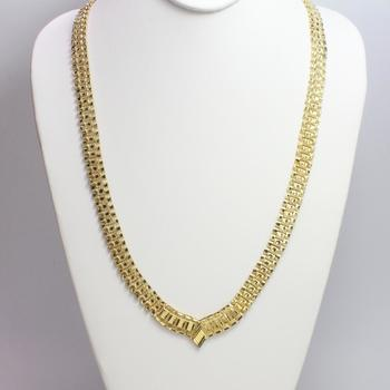 10k Gold 56.22g Necklace