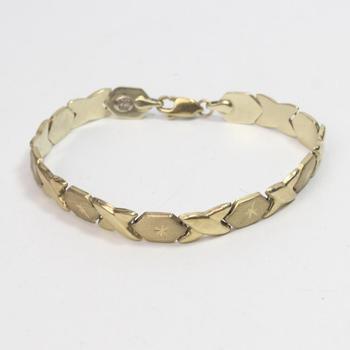 10k Gold 5.69g Bracelet