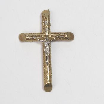 10k Gold 6.35g Religious Pendant