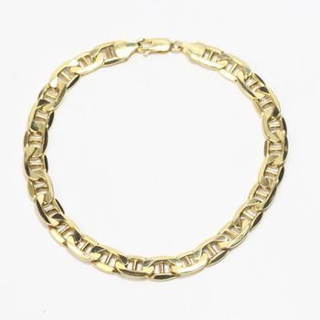 10k Gold 7.82g Bracelet