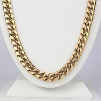10k Gold 96.02g Necklace