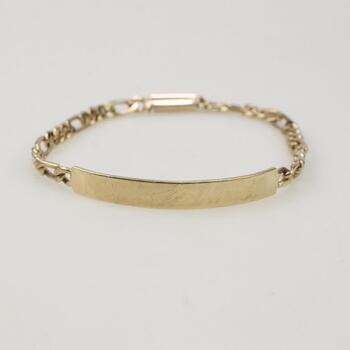 10k Gold Bracelet 4.5g