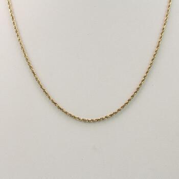 10k Gold Necklace 5.2g
