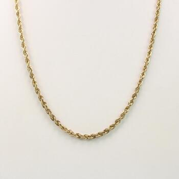 10k Gold Necklace 6.4g