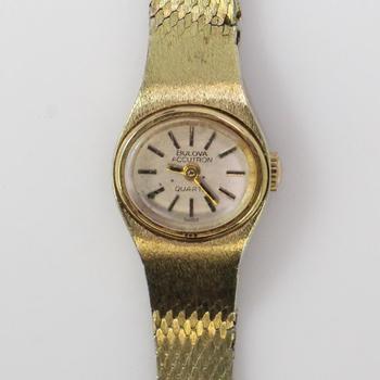 10k GP Bulova Accutron Watch