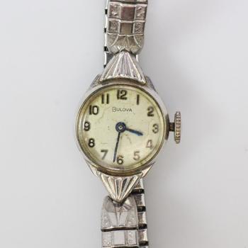 10k GP Bulova Watch