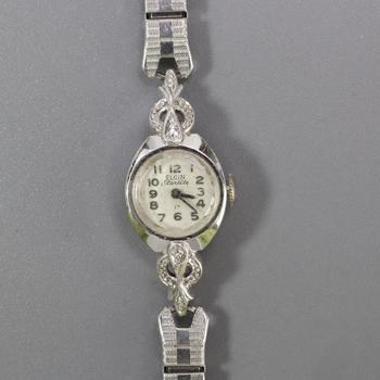 10k GP Elgin Watch