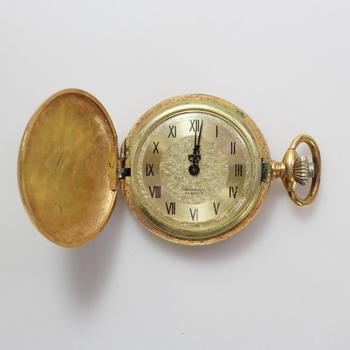 10k GP Pocket Watch
