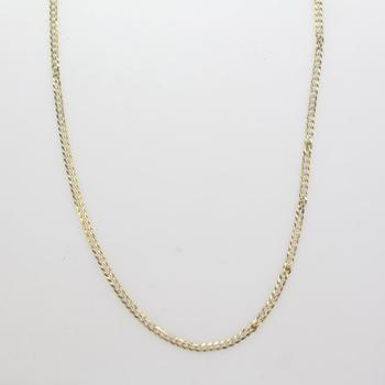 10k Two Tone Gold 8.73g Necklace