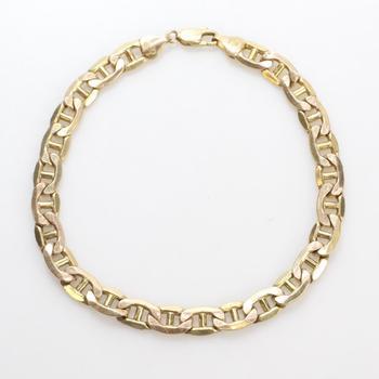 10kt Gold 10g Bracelet